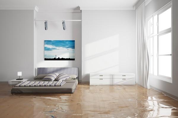 определение ущерба при затоплении квартиры